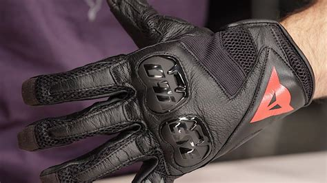 Dainese MIG Gloves Review at RevZilla.com   YouTube