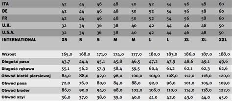 Dainese Motorcycle Jacket Size Chart | disrespect1st.com