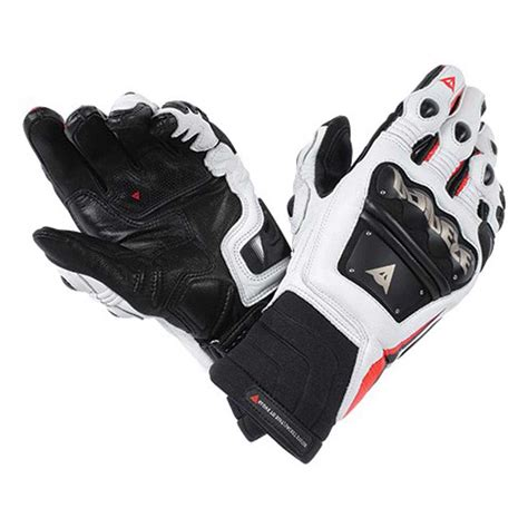 Dainese Race Pro In Gloves White buy and offers on Motardinn