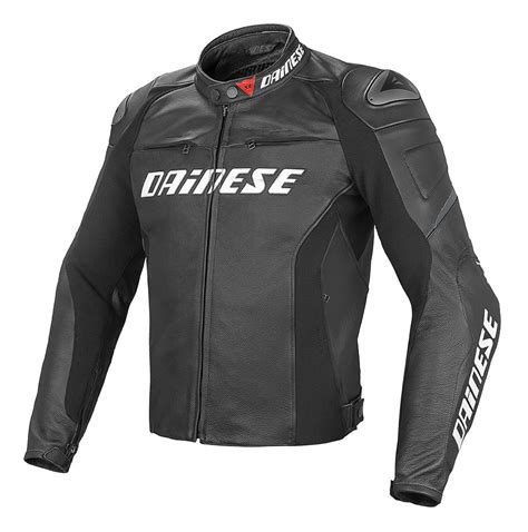 Dainese Racing D1 Leather Jacket   RevZilla