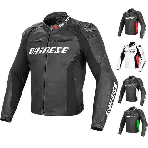 Dainese Racing D1 Motorcycle Leather Jacket   buy cheap FC ...