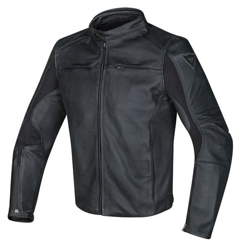 Dainese Razon Perforated Leather Jacket   RevZilla