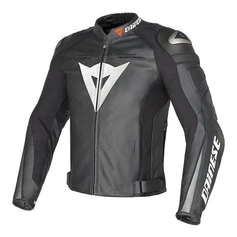 Dainese Super Speed C2 Perforated Leather Jacket   RevZilla