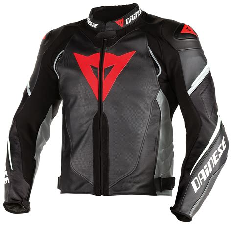 Dainese Super Speed D1 Perforated Leather Jacket   RevZilla