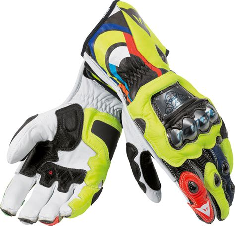Dainese Valentino Rossi Replica Glove   buy cheap FC Moto
