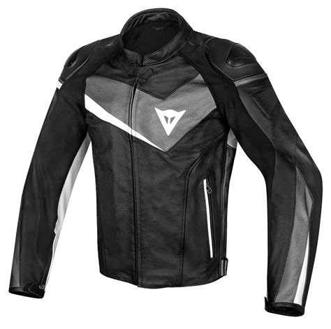 Dainese Veloster Leather Jacket Perforated   buy cheap FC Moto