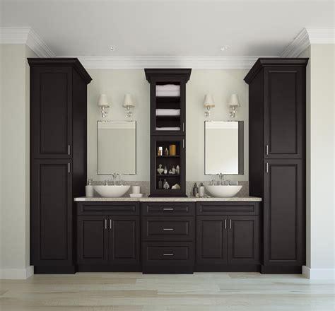 Dakota Espresso   Ready to Assemble Bathroom Vanities ...