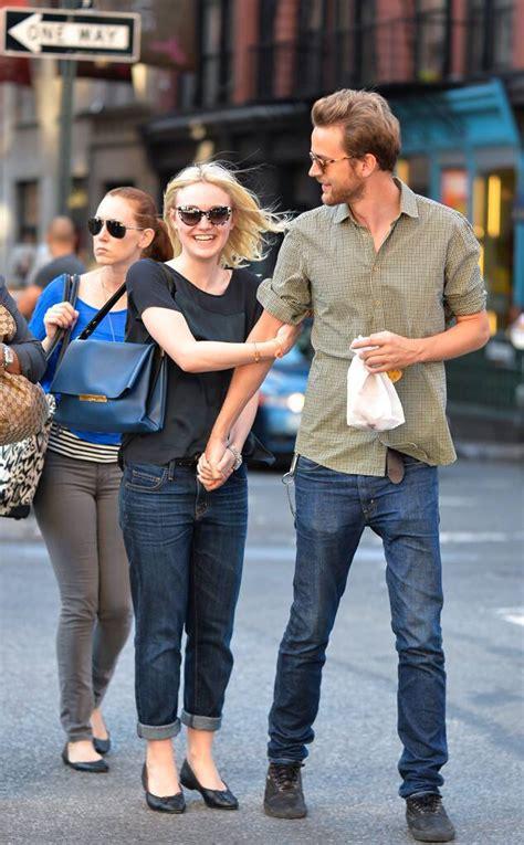 Dakota Fanning, 19, Holds Hands With 32 Year Old Boyfriend ...