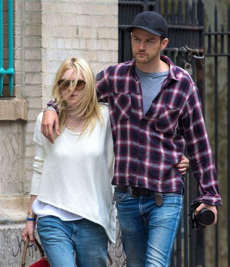Dakota Fanning and Boyfriend Out in NYC   June 2014