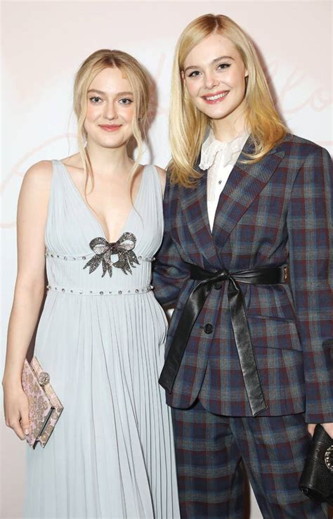 Dakota Fanning & Elle Fanning from The Big Picture: Today ...