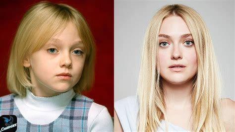 Dakota Fanning | From 5 To 23 Years Old   YouTube