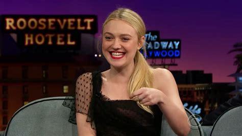 Dakota Fanning Gets Mistaken for an Olsen Twin All the ...