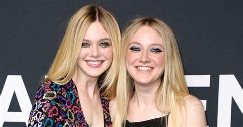 Dakota Fanning on her sister Elle: We had nothing in ...