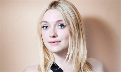 Dakota Fanning: 'I don't remember people not knowing who I ...