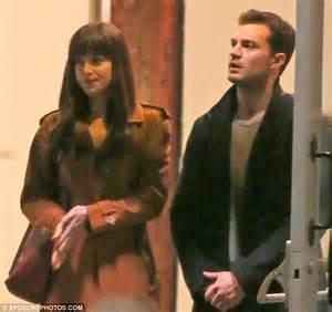 Dakota Johnson and Jamie Dornan amp up the drama for Fifty ...