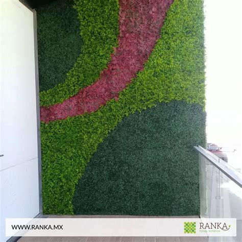 ¡Dale vida a tus muros con un jardín vertical sin ...