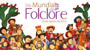 DALVA DAY: * 2016   Dia Internacional do Folclore