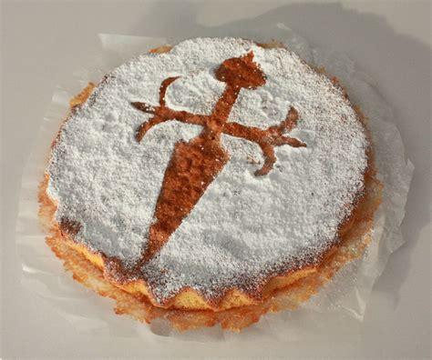 Dame la receta: Tarta de Santiago [Sin Gluten]