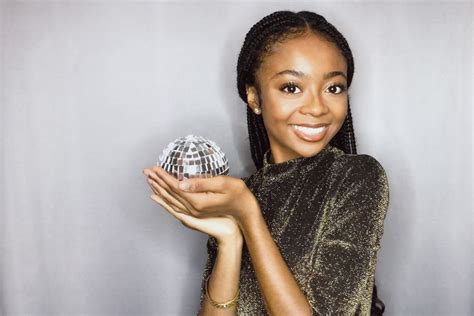 Dancing with the Stars 29: Skai Jackson on testing, procedures