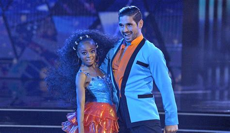 Dancing with the Stars: Skai Jackson's samba stumble ...