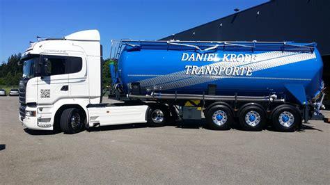 Daniel Kropf Transporte AG   24h für Sie unterwegs