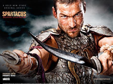 Daniel s Corner Unlimited: TV series review: Spartacus ...