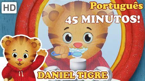 Daniel Tigre em Português   45 minutos De Daniel Tigre 2 ...