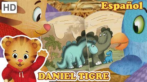 Daniel Tigre en Español  Mi Libro Favorito de Dinosaurios ...