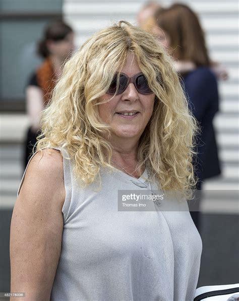 Daniela Loew, wife of Germany s coach soccer Joachim Loew ...