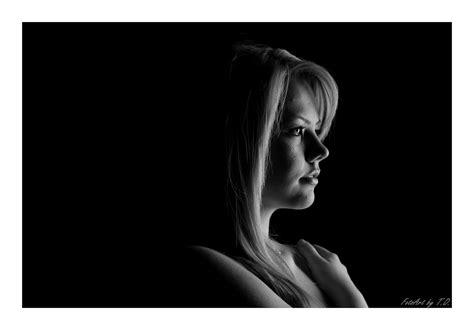 Daniela Low Key Foto & Bild   portrait, portrait frauen ...