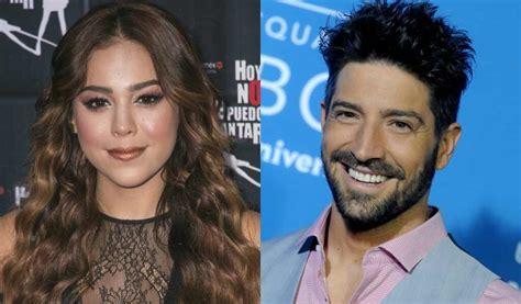 ¿Danna Paola tiene un romance con David Chocarro? | E ...