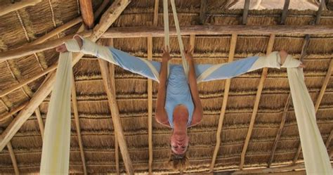 Danza Aerea   Picture of Ananda Yoga Desde El Corazon ...