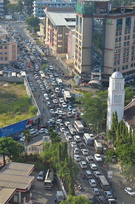 Dar es Salaam bus rapid transit   Wikipedia