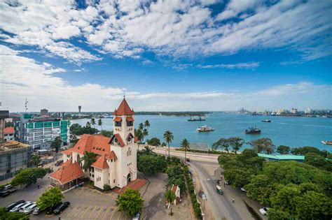 Dar Es Salaam City Tour Guide   Air Charter and Scheduled ...