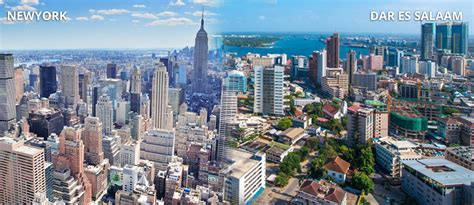 Dar Es Salaam: The New York of East Africa in Rent Prices ...