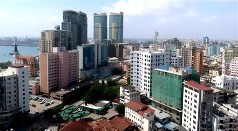 Dar es Salaam to get a dramatic facelift with big dollar ...