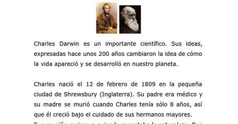 DARWIN PARA NIÑOS.docx   Google Docs