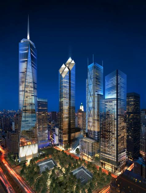Das neue  World Trade Center