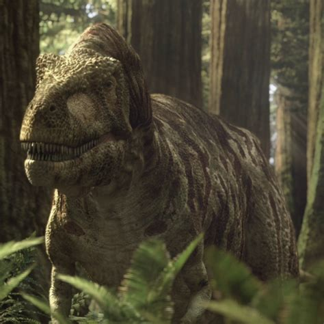 Daspletosaurus from the BBC documentary series Planet ...