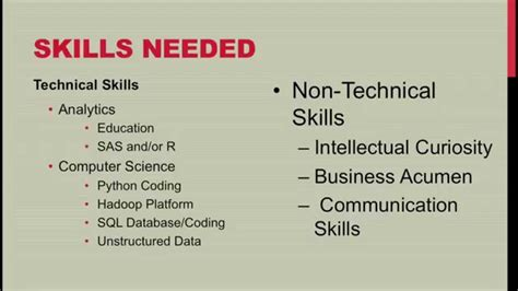 Data Scientist Job, Skills, and Projects   YouTube