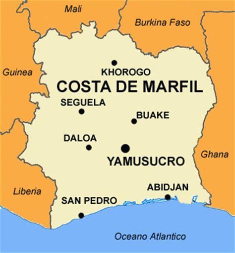 Datos Básicos de Costa de Marfil