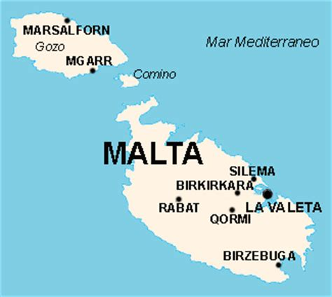 Datos Básicos de Malta