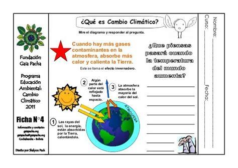 Datos sobre el cambio climático para los niños   Mesa Madera