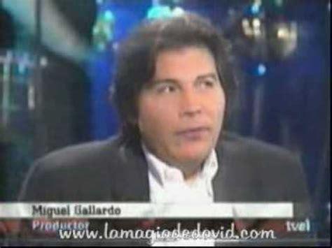 David Bustamante   Con Miguel Gallardo   YouTube
