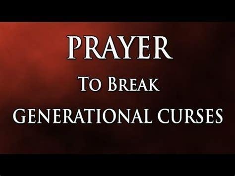 DAY 5: BREAKING OF GENERATIONAL CURSES : PRAYER & FASTING ...