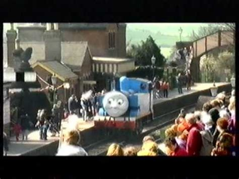 Day Out With Thomas Trailer 2004   YouTube