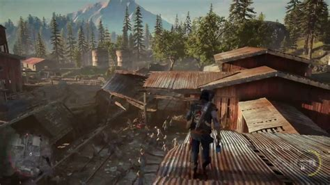 Days Gone: Gameplay Trailer   E3 2016   YouTube