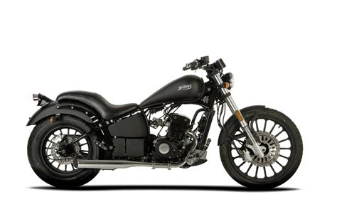 Daytona 125 | Motos Custom France