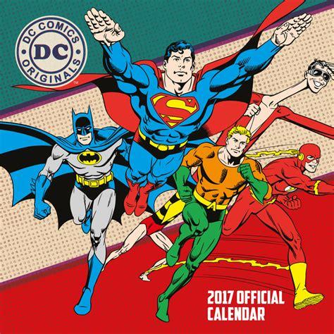 DC Comics Calendrier 2020 | Acheter le sur Europosters.fr
