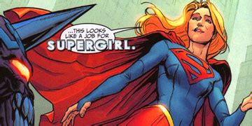 DC Comics Supergirl Ongoing Comic   The Mary Sue